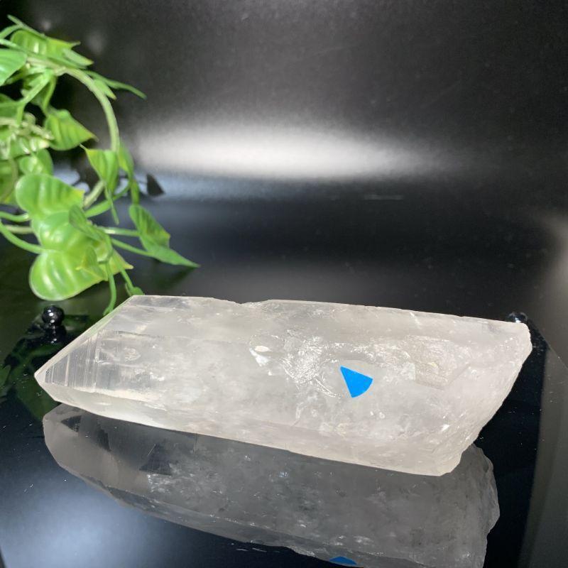画像1: ライトニングクォーツ(雷水晶) ブラジル産 天然石・高品質・一点物 (1)